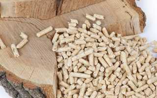Виды топливных пеллетов (древесных гранул), технология производства
