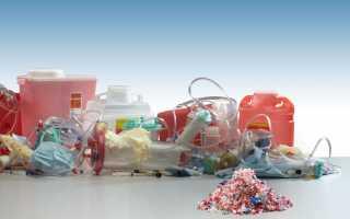 Понятие и классификация медицинских отходов по классам опасности