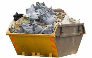 Документация, оборудование, вторичное использование и утилизация строительного мусора