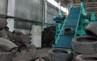 Станки, линии, установки и оборудование для переработки шин и резины в крошку