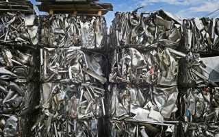 Виды лома цветных металлов, источники образования и способы утилизации
