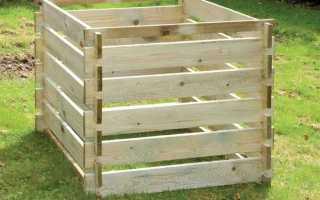 Компостеры-ящики для компоста, их виды, нюансы изготовления и установки