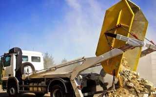 Состав, классы опасности, плотность и вывоз строительного мусора