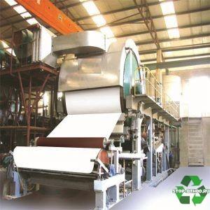 Бизнес по производству туалетной бумаги, сырье, технология