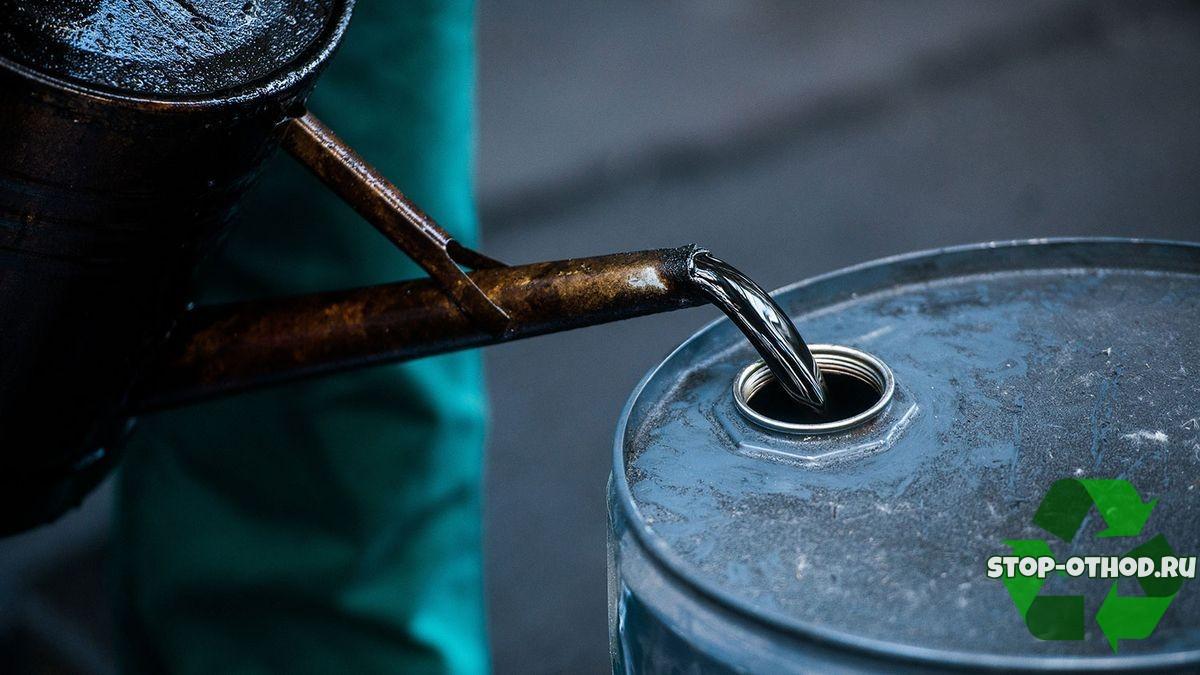 Техническое масло