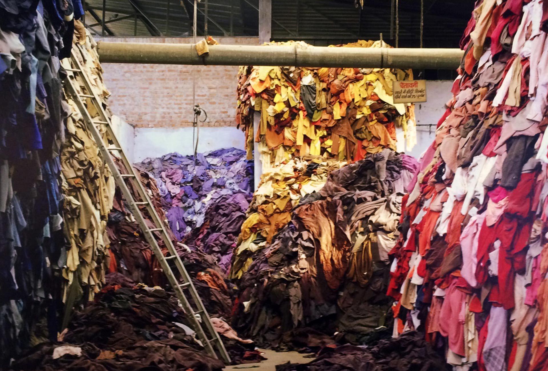 Процесс утилизации и переработки