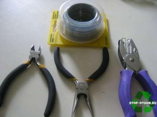 Tools-needed Поделки из крышек и пробок пластиковых бутылок своими руками