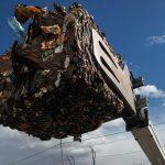 прессованные отходы