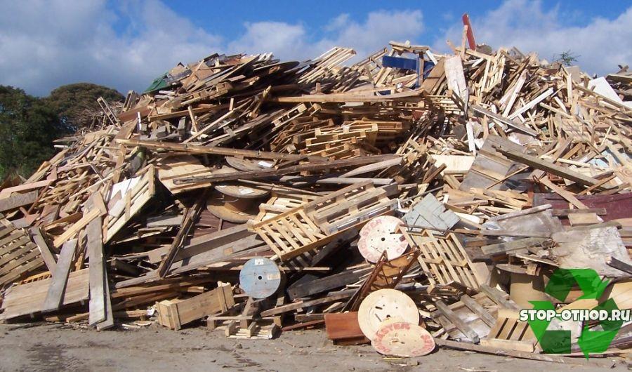 Что такое древесные отходы