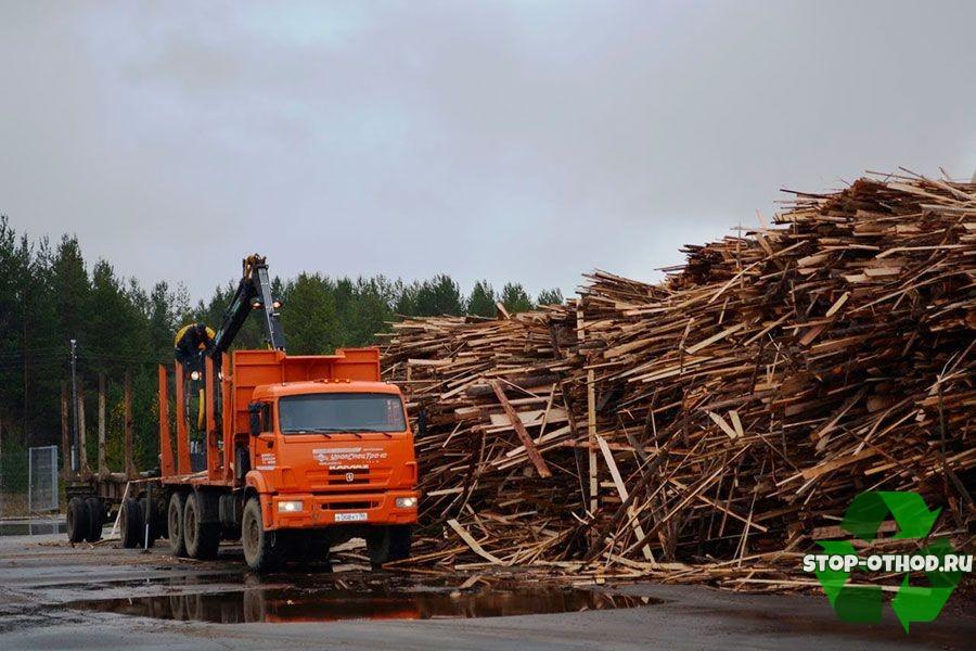 Зачем утилизировать древесные отходы