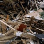 древесный мусор