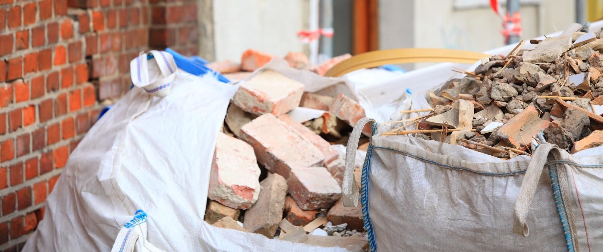 строительный мусор какой класс опасности