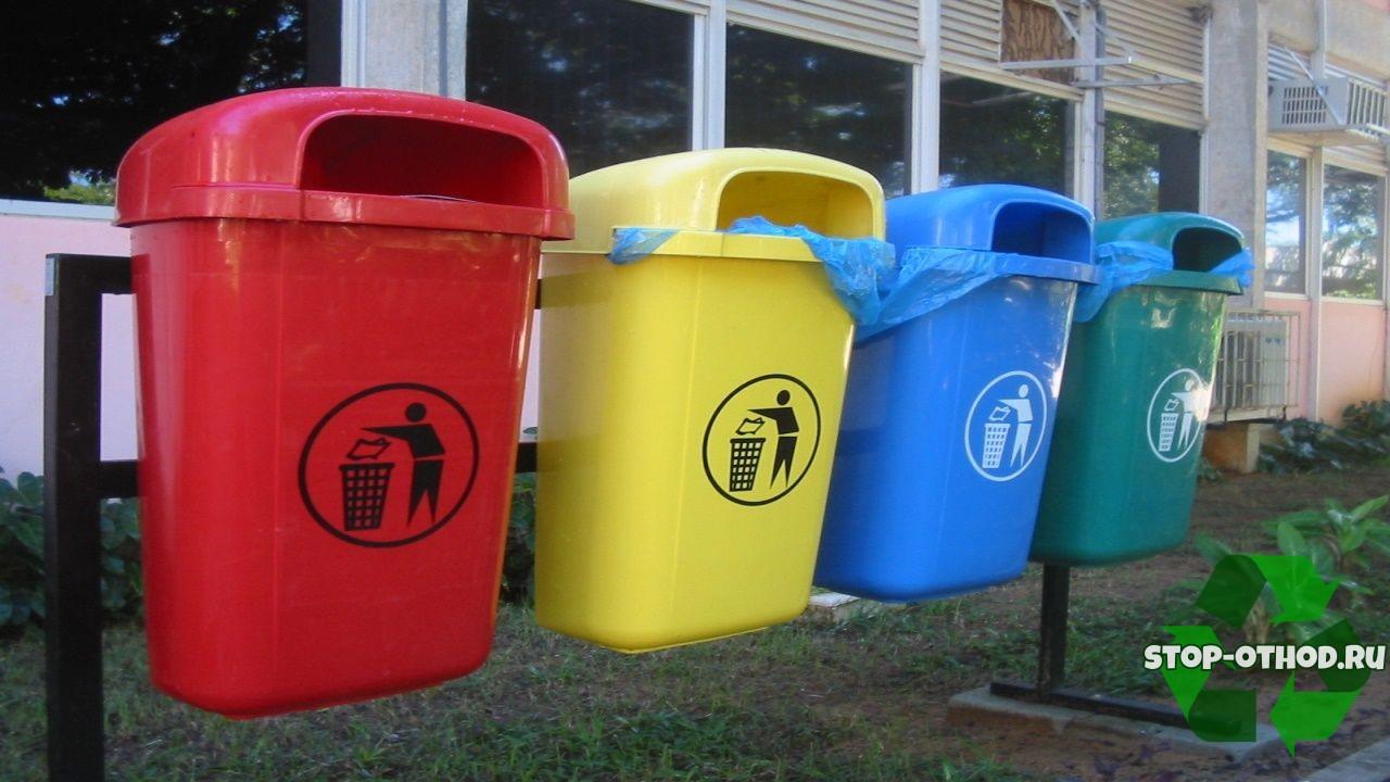 утилизации ТБО после мусорной реформы